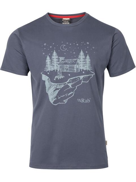 Rab Stance - T-shirt manches courtes Homme - noir